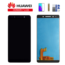5.2'' LCD For Huawei Honor 7 Screen Digitizer Assembly Honor 7 PLK-L01 LCD Display Touch Screen Replacement Parts LCDs compatible 7 0 touch screen glass for lcd panel g070y2 l01 lcd display screen touch screen