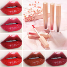 ZHENDUO 6 colors waterproof liquid lipstick matte non-stick cup moisturizing lip gloss long-lasting  lipgloss beauty makeup