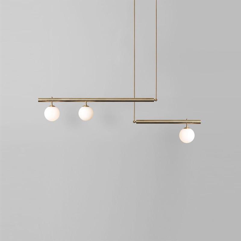 Led Pendant Light Hardware Dining Room