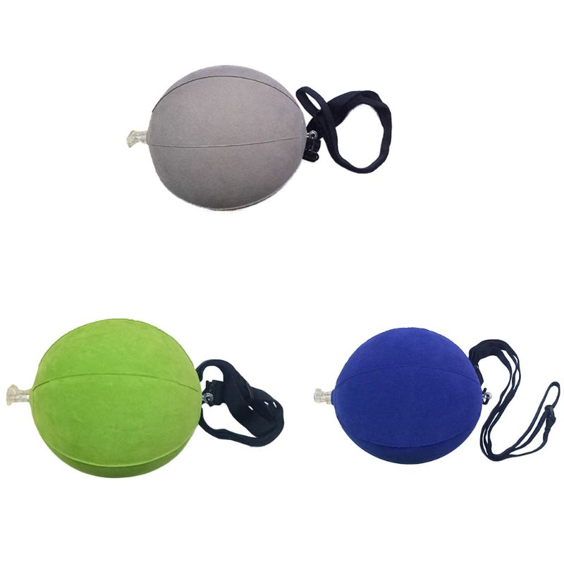Smart Inflatable Ball Golf Swing Training Aid Assist Improve Skills Posture Correction Wisdom Sports And Entertainment
