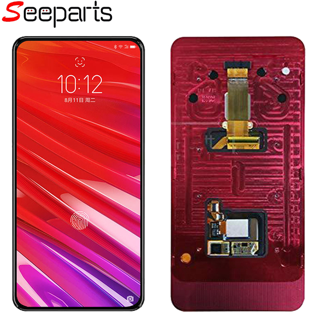 NEW Original For Lenovo Z5 Pro LCD touch screen L78031 L78032 digitized assembly For Lenovo Z5 PRO GT Display Replacement L78011