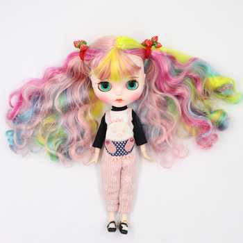 ICY factory blyth doll 1/6 toy bjd matte face customized face custom doll 30cm