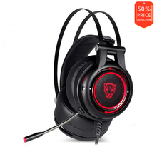 MOTOSPEED Stereo Gaming Headset H18 with High sensitivity microphone active nois