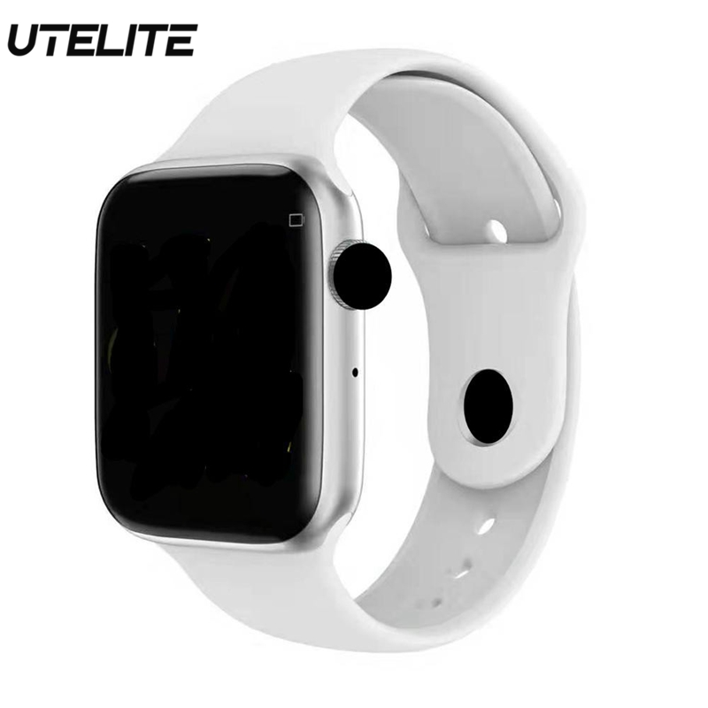 UTELITE Smart Watch iwo 10 Heart Rate Monitor Sleep monitor Band 1.54inch Full Touch Screen Sport Bracelet PK iwo 8 9 12 12pro|Smart Watches| |  - title=