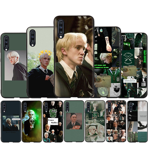 Draco Malfoy Silicone Case For Samsung A7 A8 A9 A10s A20s A30s A40s A50s A70 A01 A11 A21 A21S A41 A51 A71