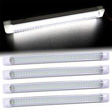 1 шт 2 85 в 72 светодиодный светильник для салона автомобиля