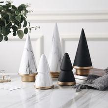 Скандинавская керамика Рождественская елка украшение для творчества