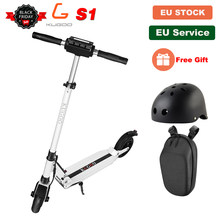 [Magasin officiel] KUGOO S1 Scooter adulte électrique pliant 350W 30KM 30 KM/h e Scooter planche à roulettes électrique M365 PK Ninebot(China)