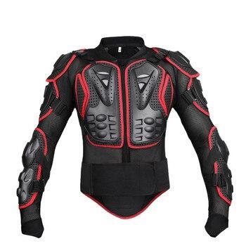 2020 espesor cuerpo armadura profesional Motor Cruz chaqueta Dirt Bike ATV UTV cuerpo protección paño para adultos y jóvenes Riders