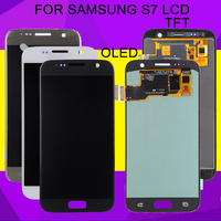 HH S7 LCD For Samsung Galaxy S7 Display G930F G930L G930S G930 Lcd Touch Screen Digitizer Assembly Replacement Free Shipping