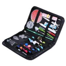 40X Sewing Set Crochet Hooks Needles Stitches Knitting Craft Case Travel(China)