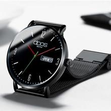 лучшая цена Good Men Watch New Fashion 2019 Casual Luxury Men Sports Waterproof Wrist Watch Quartz Wristwatch reloj hombre Relogio Masculino