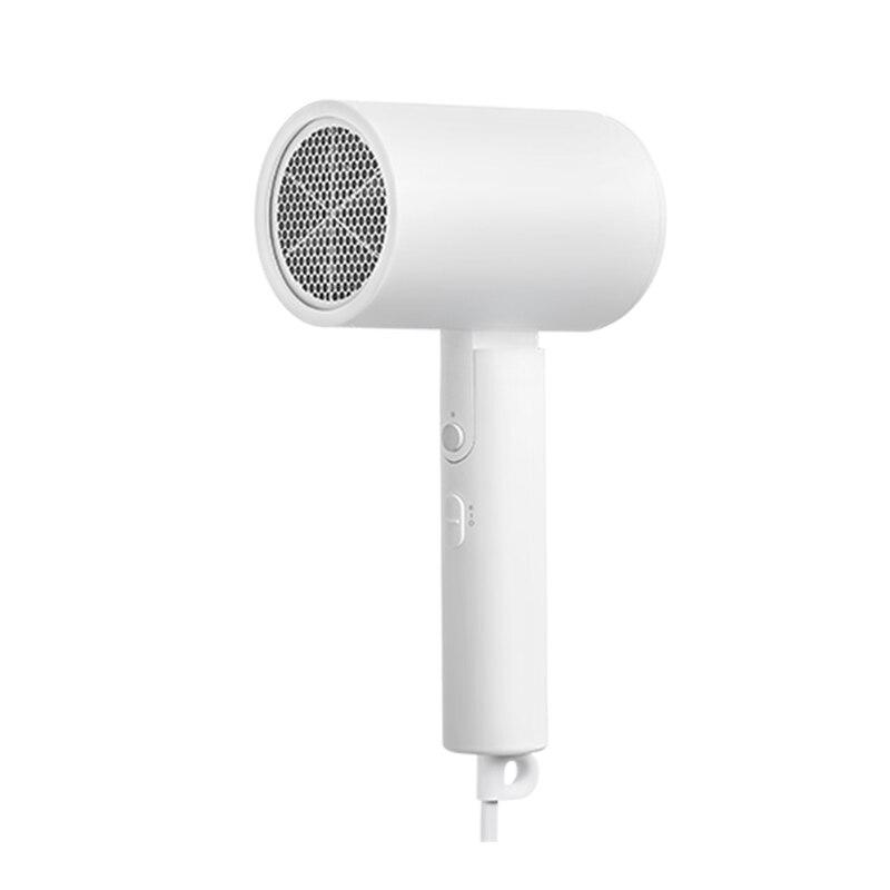 White-Original XIAOMI MIJIA Portable Anion Hair Dryer