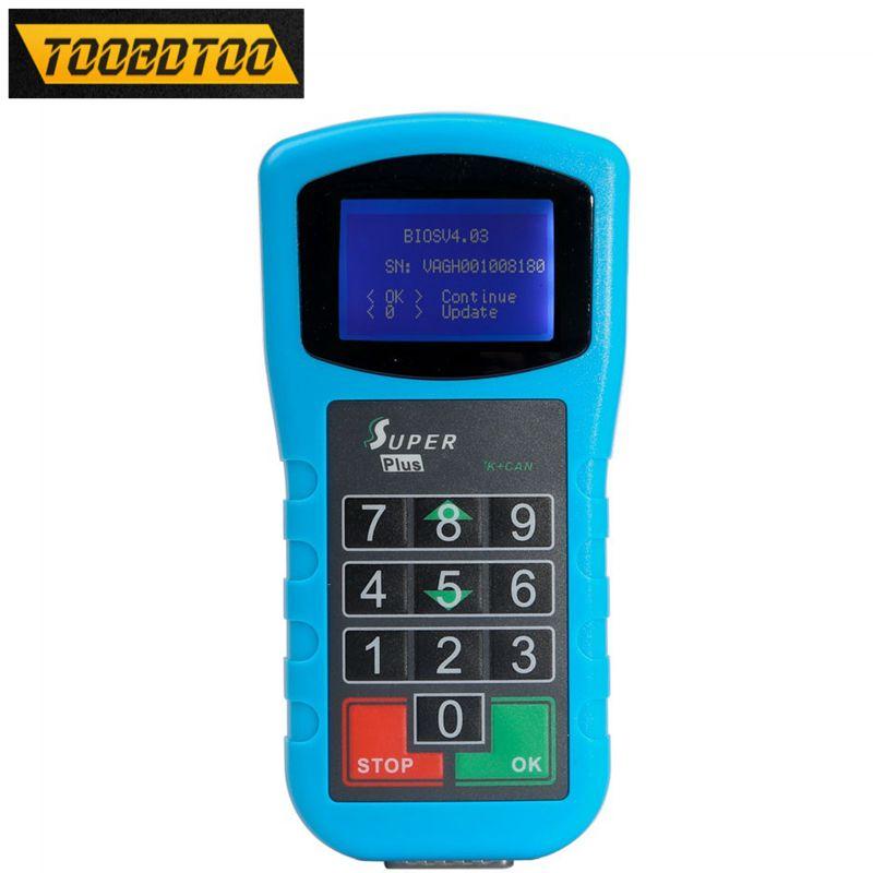 Para Super VAG K + PODE mais 2.0 Leitor de Código de airbag reset Mileage Correção Para Super VAG K PODE mais 2.0 Ferramenta de diagnóstico Melhor Preço