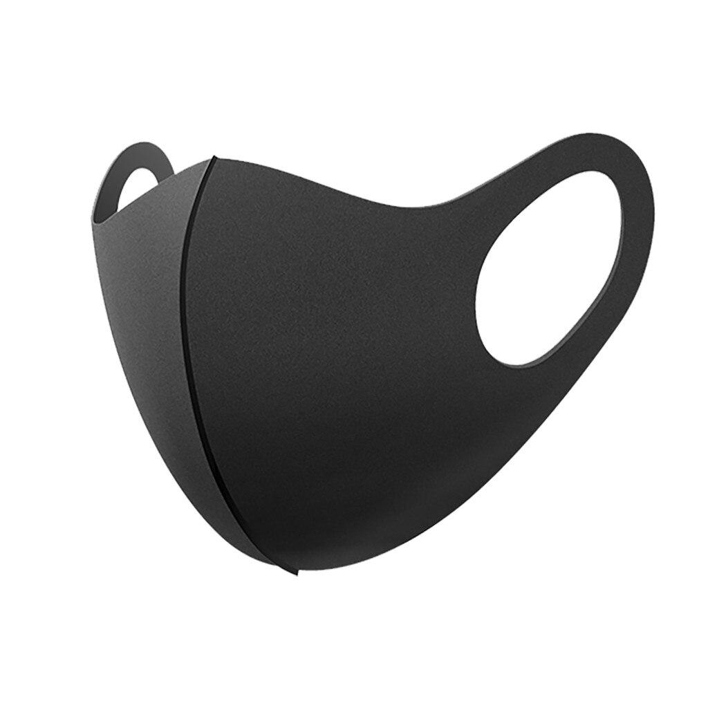 6pcs Anti-pollution Dust Masks PH2.5 Unisex Respirator Washable And Reusable Face Mask Women Men Kids Safety Sponge Mask Mouth