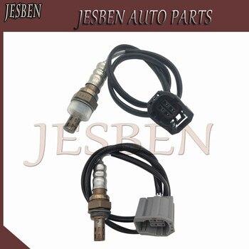 JESBEN 2 шт передний и задний датчик кислорода O2 Z601-18-861 Z602-18-862 Z601-18-861A подходит для Mazda 3 1,6 L 2003-2009