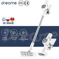 [PL Stock]Dreame V10 Cordless Stick Vacuum Cleaner 22000Pa Suction Anti-winding Hair Mite Cleaning Long Run Time