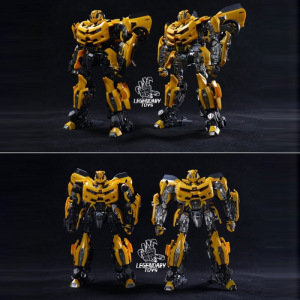 Image 3 - Legendary Transformation Robot LTS 03C LT 01 LT01 Yellow Bee KO MPM03 MPM 03 Alloy Edition Movie Upgade Action Figure Model Toys