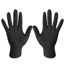 20/100 шт. одноразовые перчатки для уборки Еда Перчатки универсальные домашние садовые перчатки для уборки дома очистки резины, Размеры S/M/L/XL