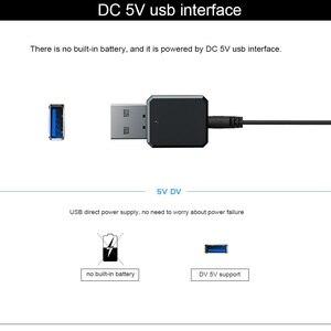 Image 3 - 2 In1 Bluetooth 5.0 ses alıcısı verici kablosuz adaptör Mini 3.5mm AUX Stereo Bluetooth verici TV PC için araba çift