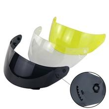 Мотоциклетный шлем PC объектив для FF352 352 351 369 384 объектив мотоциклетный съемный шлем очки мотоциклетный шлем объектив