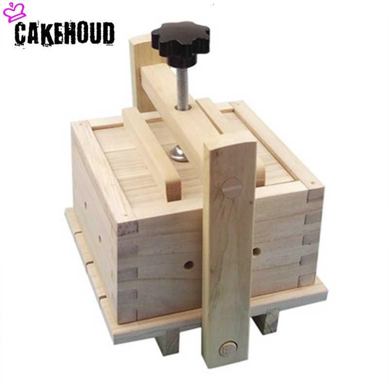 Cakehoud Houten Huis Tofu Schimmel Set Kaas Doek Soja Diy Mould Keuken Zelfgemaakte Soja Wrongel Tofu Gereedschap Keuken Koken Gereedschap Set Kitchen Gadget Sets Aliexpress