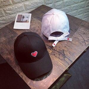 Простая Милая Кепка для девочек, Кепка с вышивкой Love, кружевная Женская Бейсболка, повседневная женская кепка