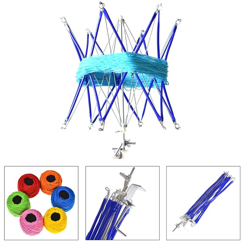 Yarn ShirtYarn /& Yarn Winder Winder Umbrella Bike Wool Yarn Bobbin Holder Craft Wool Holder Knitting Umbrella Thread Operated Swift String Yarn Winder Sewing Tools /& Accessory