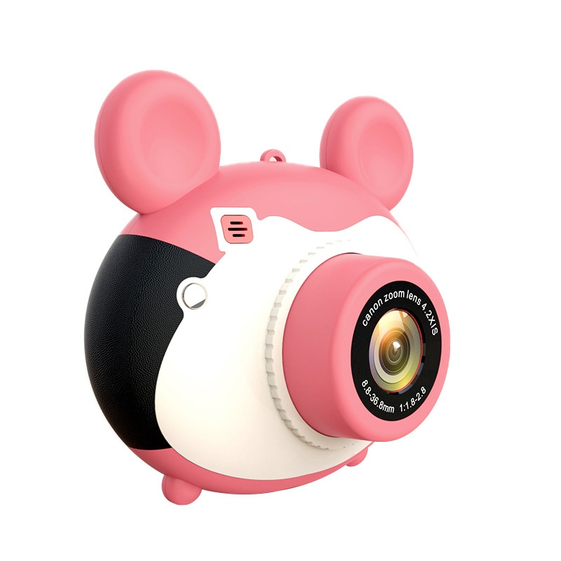 2.0 Inch Children's Cartoon Digital 8 Million Pixel Waterproof Camera Hd Motion Camera