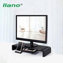 LLANO Display Erhöhung Regal, LCD Monitor Halterung, Lagerung Stehen, Bildschirm Tastatur Matte, Desktop Tastatur Basis, laptop Halterungen Halter