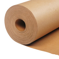 CAD Computerized Paper 120g Kraft Paper Computer Engraved Proof Proofing Paper Clothing Cut Long Roll Paper 1.2*50m Advertising