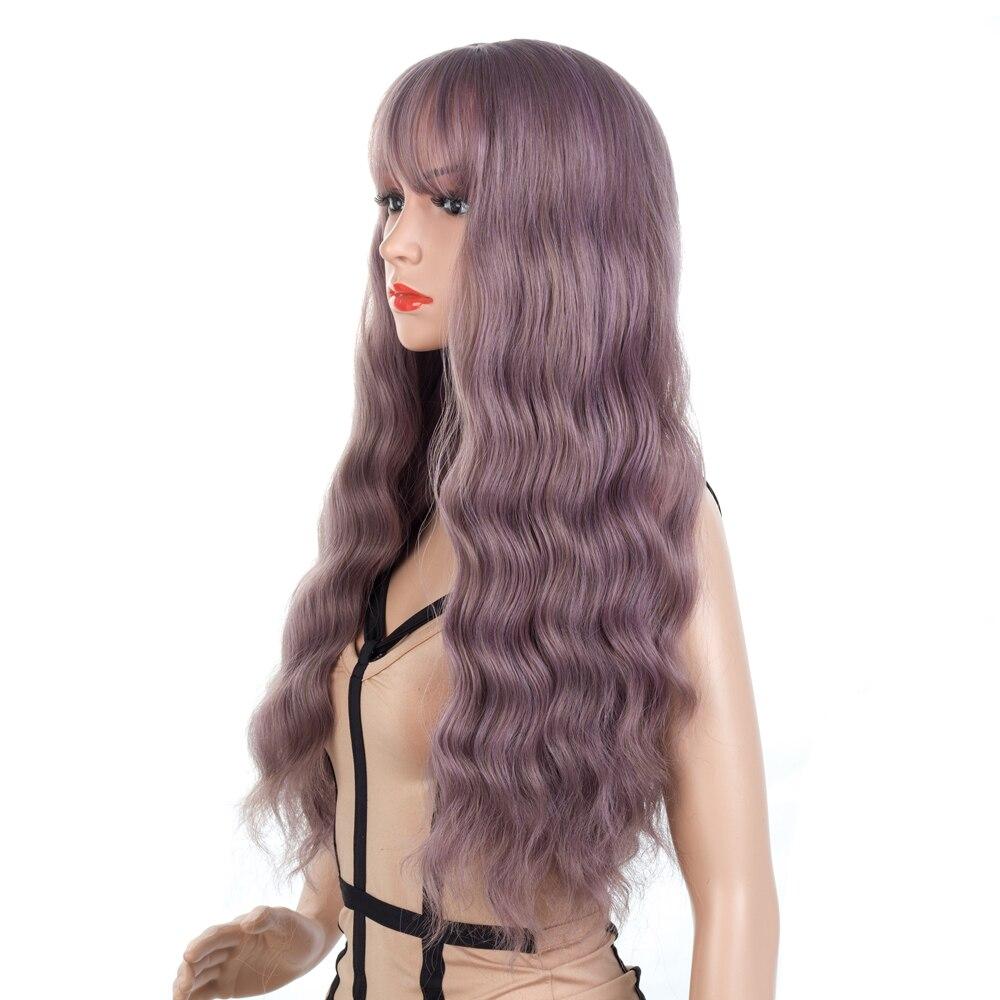 com franja 26 polegada perucas sinteticas encaracoladas 05