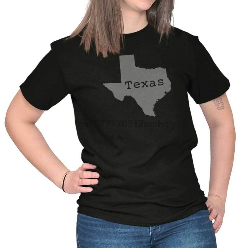 Texas State Shirt State Pride USA T Novelty Gift Ideas Graphic Ladies T Shirt