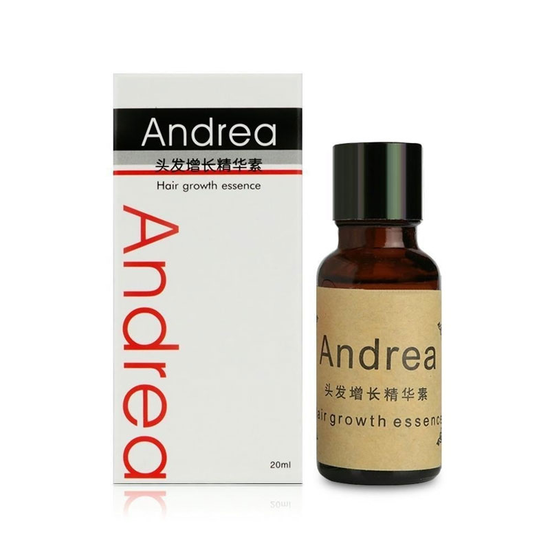 20ml Fast Andrea Hair Growth Oil Essence Anti Hair Loss Liquid Dense Fast Hair Regrowth Treatment Products for Men Women image