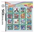 482 игры в 1 NDS игровой пакет карта Марио альбом видеоигры картридж консоль карта Compilation для DS 2DS 3DS New3DS XL