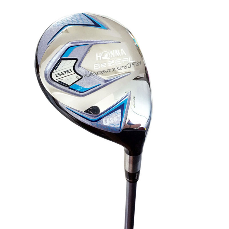 New Women Golf Wood HONMA BEZEAL 525 Hybrids Clubs U25 Lolft Golf Clubs Graphite Shaft L Flex Golf Shaft Cooyute  Free Shipping