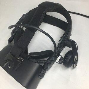 Image 1 - מהיר שחרור סרט מתאם עבור צוהר קרע S כדי Vive Deluxe אודיו רצועת VR אוזניות סרט נוחות התאמת מתאם