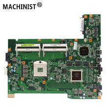 Original For ASUS G74SX G74S G74 2D laptop motherboard MB GTX560M 2G REV:2.1 HM65 100% fully Tested(China)