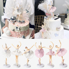 3pcs Ballerina Girl ...