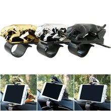 Universal Car Phone Holder Leopard Dashboard Phone