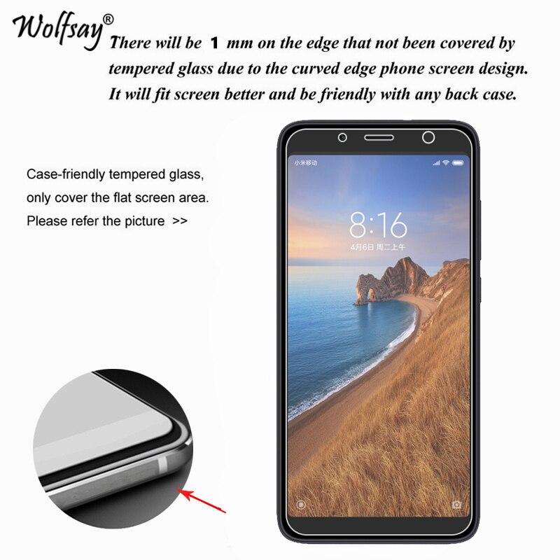 Image 2 - 2 pièces pour Xiaomi Redmi 7A verre pour Xiaomi Redmi 7A 8A Note 8T Pro protecteur décran en verre trempé Film de téléphone pour Xiaomi Redmi 7A-in Protections décran de téléphone from Téléphones portables et télécommunications on AliExpress
