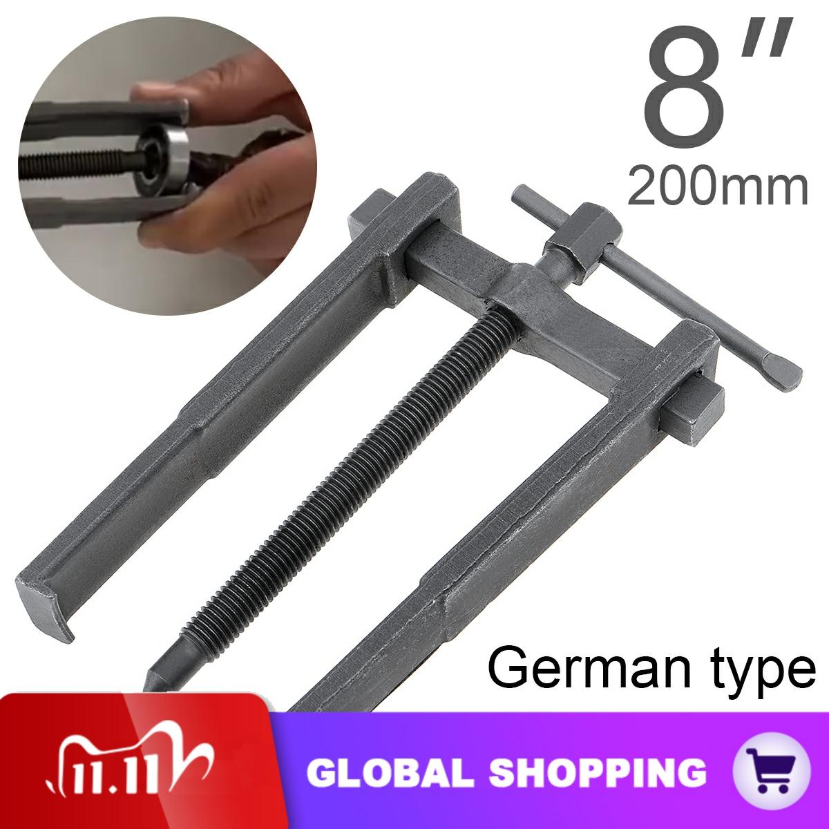 8 inch 200mm Two Claw Puller Separate Lifting Device Pull Bearing Auto Mechanic Hand Tools Bearing Rama
