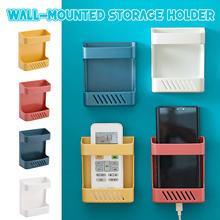 4 цвета стены смонтированный органайзер ящик для хранения пульта