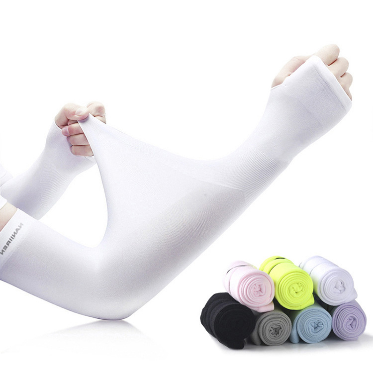 C-Arts Arm Sleeves For Running Cycling Outdoor Working Arm Sleeves For Sun Protection Arm Cover