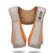 Multifunctional U Shape Electrical Neck Shiatsu Kneading Massager Body Acupuncture Kneading Massager Health Care Equipment