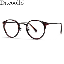 Titanium Alloy Optical Glasses Frame Men Ultralight Retro Myopia Prescription Eyeglasses 2019 Male Plastic Full Vintage Eyewear