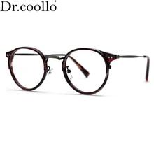 Tytanowe okulary optyczne ramki mężczyźni Ultralight Retro krótkowzroczność okulary korekcyjne 2019 męskie plastikowe pełne zabytkowe okulary