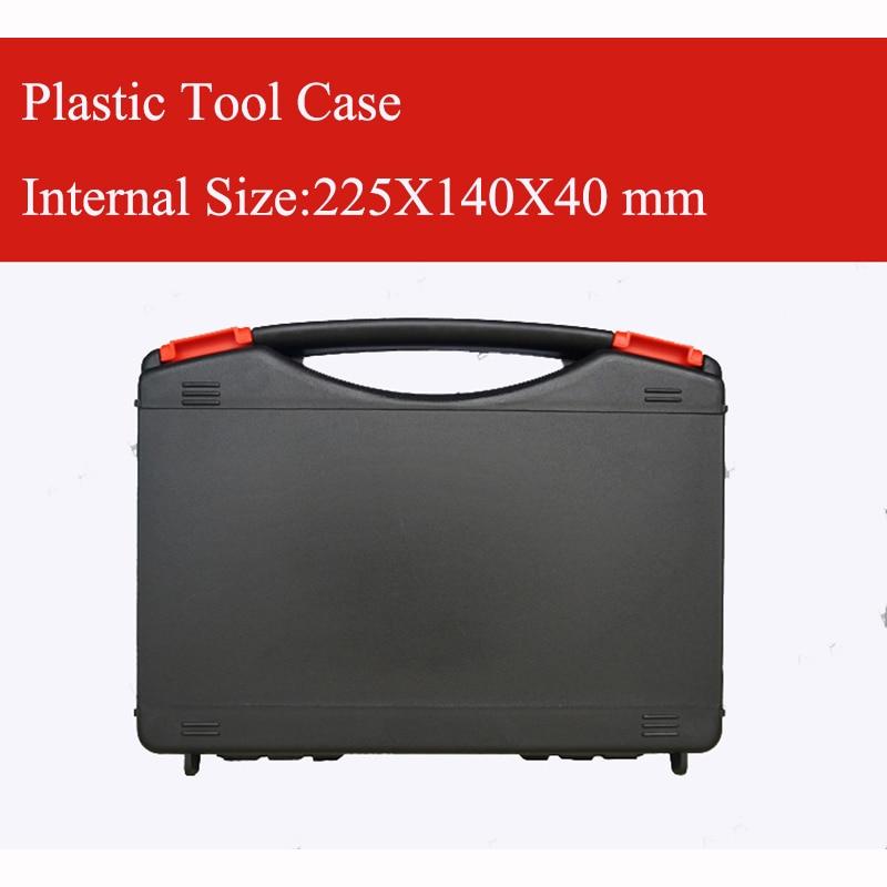 Műanyag Szerszámtok bőrönd szerszámkészlet Ütésálló - Szerszámtárolás - Fénykép 4
