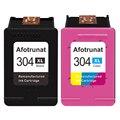 Afotrunat совместимый для HP 304 сменный картридж для принтера для HP 304 XL с чернилами HP Deskjet 3720 3730 3732 3733 3735 3750 3755 3760 3762