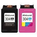 Производство Afotrunat для HP 304XL, черные картриджи HP Envy 5010 5020 5030 5032 Deskjet 2620 2622 2630 2632 2634 3730